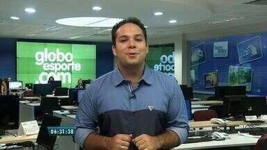 Confira notícias do esporte no GloboEsporte.com - globoesporte.globo.com/ce