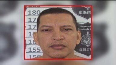 Advogado condenado de estuprar e engravidar a própria filha, está foragido há 1 semana - Marcos Rogério de Carvalho destruiu a tornozeleira eletrônica e fugiu.