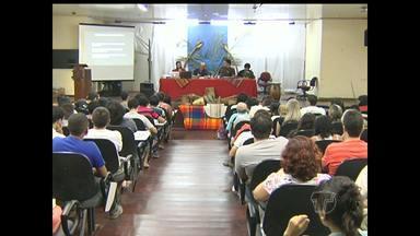 Ufopa realiza a Semana dos Povos Indígenas - Evento tem mostra de filmes, oficinas, mesa redonda dentre outros.