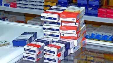 Preços de remédios têm previsão de aumento de até 7% - Previsão é de aumento de até sete por cento.