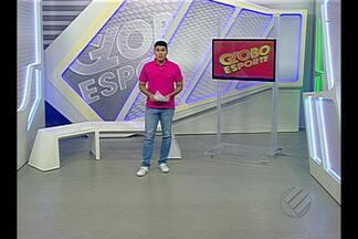 Veja o Globo Esporte Pará desta quinta-feira (9) - Edição do dia 9 de abril de 2015 tem Paysandu perdendo para o Parauapebas por 3 a 1 e jogadores do Remo cobrando diretoria.