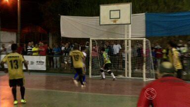 Mendes vence Itatiaia pela Copa Rio Sul de Futsal por goleada: 15 a 4 - Vitória garantiu classificação para próxima fase da competição.