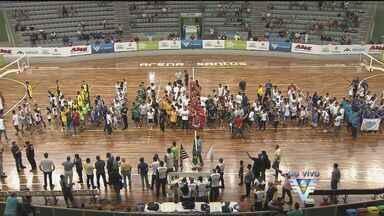 Copa TV Tribuna de Basquete escolar está aberta - Primeiro dia de competições é neste sábado