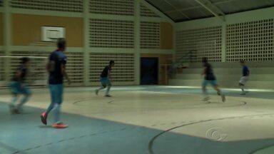 Equipe alagoana de futsal participa da Taça Brasil de Clubes no domingo - Conheça de perto equipe que vai defender as cores do nosso estado.