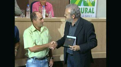 Produtores recebem por manter áres de preservação em Santa Catarina - Cada produtor vai receber R$ 600 por ano por três anos.