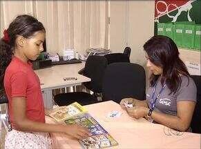 Sesc realiza feira de troca de livros em Palmas - Sesc realiza feira de troca de livros em Palmas