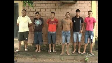 Quadrilha suspeita de tráfico de drogas e animais foi presa na Região Tocantina - Uma quadrilha suspeita de tráfico de drogas e animais foi presa nesse fim de semana, na Região Tocantina.