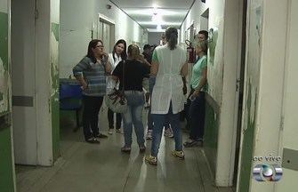 Servidores da Saúde iniciam greve por tempo indeterminado em Goiânia - Categoria cobra melhores condições de trabalho e outras reivindicações. Paralisação acontece quando capital passa por epidemia de dengue.