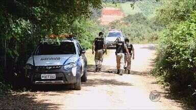Homem é executado a tiros de metralhadora em Itajubá, MG - Homem é executado a tiros de metralhadora em Itajubá, MG