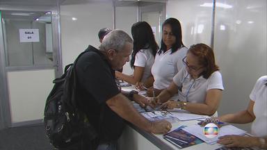 Sebrae oferece orientações gratuitas para empreendedores - Serviço é oferecido no Pátio do Carmo, no Centro do Recife.