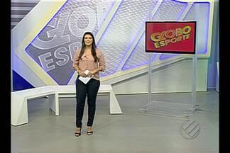 Veja o Globo Esporte Pará desta segunda-feira (13) - Edição do dia 13 de abril de 2015 tem Remo e Paysandu classificados para a semifinal da Taça Estado do Pará.