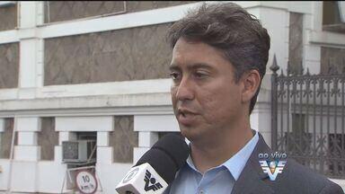 Autoridades se reúnem para planejar chegada dos caminhões ao Porto de Santos - As Polícias Militar e Rodoviária, Prefeitura de Santos, CET e Codesp estiveram juntos na manhã desta segunda-feira (13).