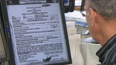 Esquema de fraudes no Seguro DPVAT estaria espalhado por todo o país - A suspeita é da Polícia Federal e do Ministério Público. Há indícios de que a quadrilha agia com a participação de policiais, médicos e até da seguradora oficial do DPVAT.