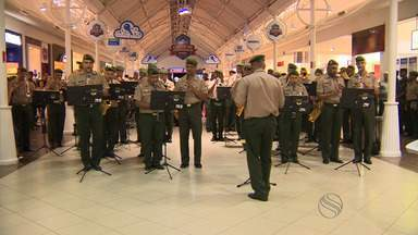 28º Batalhão de Caçadores inicia comemorações do Exercito Brasileiro - 28º Batalhão de Caçadores inicia comemorações do Exercito Brasileiro.