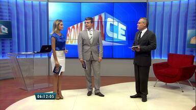 Roberto Maciel comenta sobre regulamentação do trabalho terceirizado no Ceará - O assunto é pauta na câmara dos deputados.