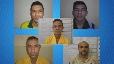 Em Manaus, presos escalam muro e fogem de centro de detenção - Secretaria de Administração Penitenciária confirma falha na segurança. Presos escalaram muralha com ajuda de uma corda artesanal.