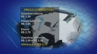Pesquisa do Procon aponta gasolina mais barata na Zona Norte de Manaus - Posto no bairro Cidade de Nova comercializa gasolina a R$ 3,58.