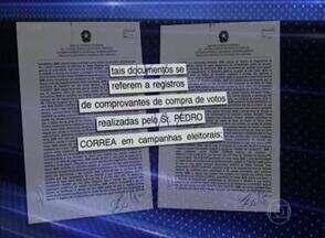 Polícia Federal investiga denúncia de compra de votos feita por Pedro Corrêa - Ex-deputado, que está preso no Paraná, teria praticado o crime no município de Brejo da Madre de Deus, Agreste pernambucano.