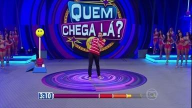 Gabriel Freitas faz seu número e leva a plateia à gargalhada - Veja como foi a participação do comediante