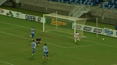 Veja o gol da vitória do Operário de VG - Vevé fez o gol da vitória operariana sobre o Dom Bosco