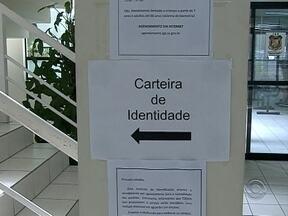 Em Joinville, carteira de identidade poder ser feita no IGP - Em Joinville, carteira de identidade poder ser feita no IGP