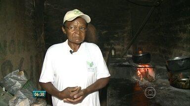 Agricultora de Petrolina dá bom exemplo ao abrir mão do Bolsa Família - Ela recebeu o benefício por mais de dez anos e ainda tem direito a ele.