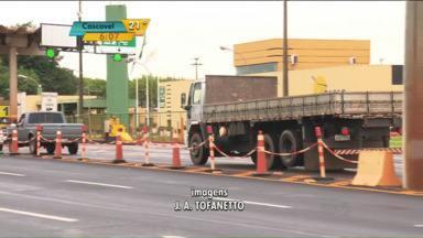 Caminhões com eixos suspensos que trafegarem vazios serão isentos de pedágio - Lei foi regulamentada pela presidente Dilma Roussef.