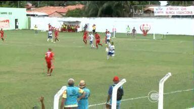 Parnahyba vence Caiçara e garante vaga na final - Parnahyba vence Caiçara e garante vaga na final