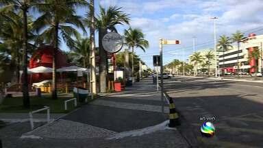 Feriado de Tiradentes registra 70% da ocupação dos hotéis, diz ABIH-SE - Feriado de Tiradentes registra 70% da ocupação dos hotéis, diz ABIH-SE.