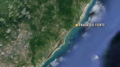 Feriadão: Praia do Forte é uma das impróprias para o banho - Confira a lista completa divulgada pelo Inema.