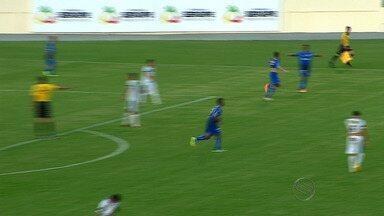 Confiança vence Lagarto por 2 a 0 no Batistão - Confiança vence Lagarto por 2 a 0 no Batistão