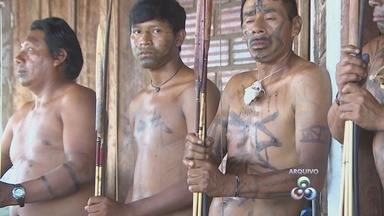 Levantamento mostra que terras índigenas dos 'Cinta Largas' são exploradas ilegalmente - Procurador federal diz que Governo Federal não tem dado atenção à região.