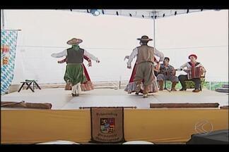 Tradição gaúcha é mostrada na 10ª edição de feira típica em Uberlândia - Produtos do sul podem ser adquiridos na 'Minas Tchê'. Feira foi aberta na última sexta-feira (17) e vai até dia 26 de abril.
