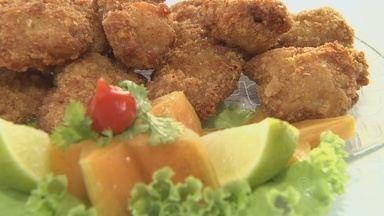 Petisco de frango com carambola e farinha concorre ao Comida di Buteco, em Manaus - Prato integra a lista de 17 petiscos inscritos no concurso.