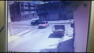PM identifica suspeitos de matar sargento - A Polícia Militar já identificou os dois suspeitos de matar o sargento do Batalhão escolar de Sobradinho na tarde da última segunda-feira (20).