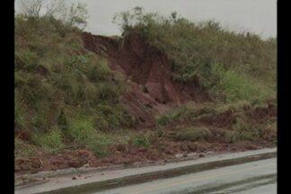 Volume de chuvas em abril ultrapassa a média mensal - O acumulado na região já chega a 164 milimetros.