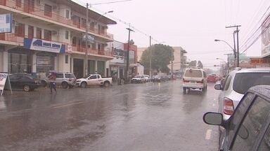 Meteorologistas afirmam que chuvas continuam em maio no Amapá - Os meteorologistas dizem que vai continuar chovendo em maio, mas ainda dentro do que havia sido previsto pra esse período.