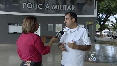 Médico da PM fala sobre morte de dois policiais no Amapá - A morte de dois policiais militares ontem preocupou muita gente. A suspeita é que nos dois casos, tanto a Vanessa dos Santos, quanto o Herlen das Mercês Ribeiro, tenham sofrido um ataque cardíaco.