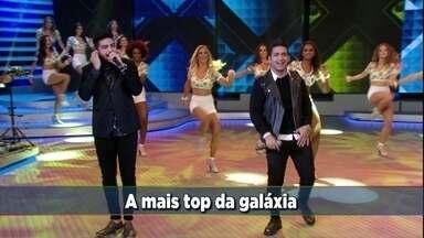Henrique e Juliano entram cantando 'Não Tô Valendo Nada' - Entre no ritmo da dupla sertaneja!