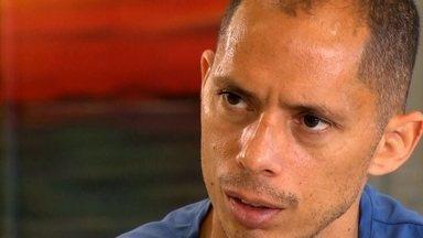 Brasileiro se arrepende de ter revertido pena de morte para prisão perpétua - Osvaldo Almeida, de 41 anos, está preso há 21. Ele foi condenado à pena de morte depois de cometer três assassinatos nos anos 1990. Mas 15 anos após sair da lista, Osvaldo se arrependeu.