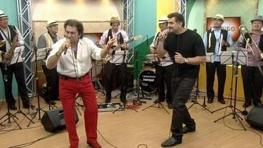 'Yo Cantarei' de Teixeira de Manaus - Nunes Filho, Nicolas Júnior e Orquestra de Beiradão do AM foram as atrações deste sábado (9).