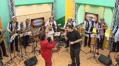 'OBA' de Ênio Prieto - Nunes Filho, Nicolas Júnior e Orquestra de Beiradão do AM foram as atrações deste sábado (9).