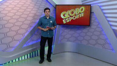 Confira o Globo Esporte deste sábado - Programa destaca os últimos preparativos da final do Campeonato Sergipano.