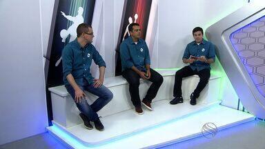 Comentaristas falam sobre jogo decisivo do Campeonato Sergipano - Comentaristas falam sobre jogo decisivo do Campeonato Sergipano