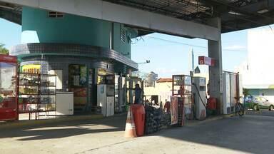 Posto de Combustíveis é assaltado no bairro do São José em Campina Grande - Caso aconteceu na noite dessa sexta-feira.