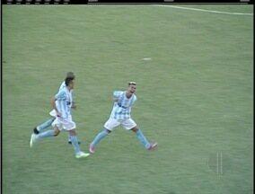 Macaé vence o jogo de estreia da série B do Brasileiro contra o Santa Cruz - Técnico diz que time venceu e convenceu.