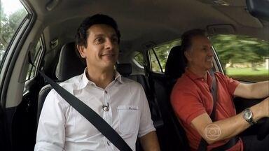 Test-drive é importante na hora de escolher próximo carro - Test-drive é importante na hora de escolher próximo carro.