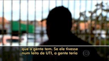 Médicos denunciam morte de pacientes por falta de leitos em UTIs no Piauí - Um vídeo foi feito no chamado Posto 1 do Hospital de Urgência de Teresina. De acordo com a Sociedade de Terapia Intensiva do Piauí, de 10 de abril a 11 de maio 193 pessoas morreram no Posto 1.