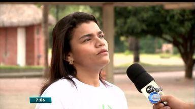 Maternidade Evangelina Rosa promove ato pelo Dia Mundial de Doação de Leite Materno - Maternidade Evangelina Rosa promove ato pelo Dia Mundial de Doação de Leite Materno