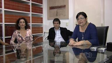 Audiência pública discute formas de acelerar andamento de processos judiciais, em Goiás - O evento é promovido pela Ordem dos Advogados do Brasil em Goiás.